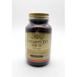 Vitamina D3 400 Iu 100 Per