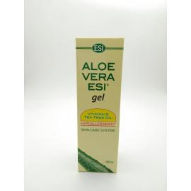 Gel Aloe Vera Con Vitamina e y Arbol de Té 100 Ml