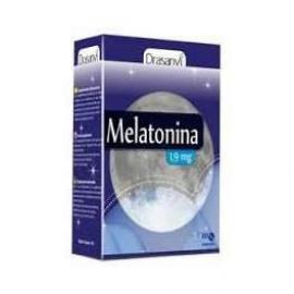Melatonina 1,9 Mg 60 Cap