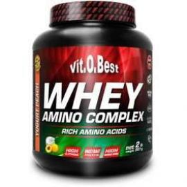 Whey Amino Complex Sabor Chocolate 907 Gr