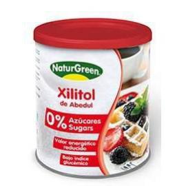 Xilitol (Azúcar Abedul) 500 Gr Naturgreen