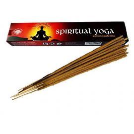 Incienso Verde Spiritual Yoga 15 G