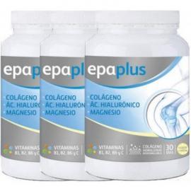 Epaplus - Pack 3 U Epaplus Colageno+Magnesio+Ah Limon