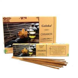 Incienso Aromatico Cinnamon 15 Gr
