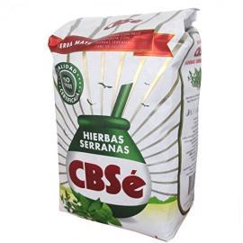 Yerba Mate Cbsé (Hierbas Serranas) 1Kg