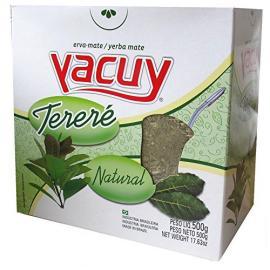 Infusion Tereré Yacuy Natural 500 Gr