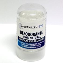 Desodorante Alumbre 100% Natural 120 Gr