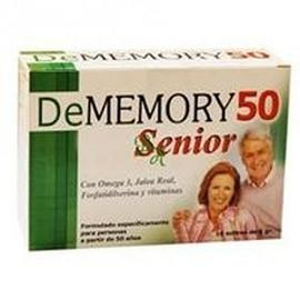 Dememory 50 Senior 14 Sob