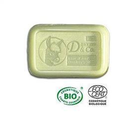 Jabón Leche Burra Verbena y Karite Eco 100 Grs