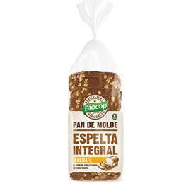 Pan Molde Espelta Integral C. Avena Eco Vegan Biocop