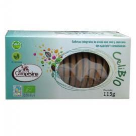 Galletas Int. de Avena Con Miel y Manzana 115 Gr