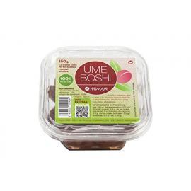 Umeboshi Entera 100% Vegetal 150 Gr Mimasa