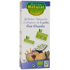 Galletas Int. Espelta Con Ciruela 100 Gr Horno Natural