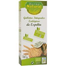 Galletas Integrales Eco de Espelta 100 Gr