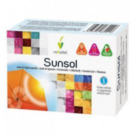 Sunsol 30 Capsulas Novadiet