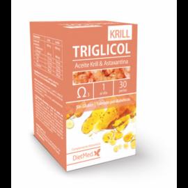 Triglicol Krill 30 Perlas